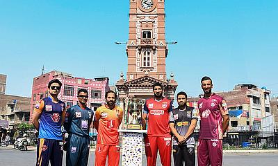 Zong 4G National T20 Cup begins in Faisalabad, Pakistan on October 13th