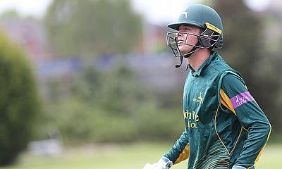 Sol Budinger Signs Two-Year Contract with Nottinghamshire Nottinghamshire CCC