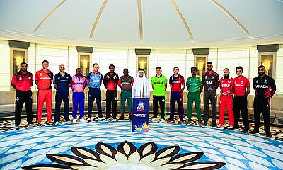 Captains Line-up for World Cup