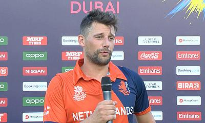 Pieter Seelaar Speaks After Kenya v Netherlands