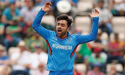 Rashid Khan is the first player selected for the men's competition