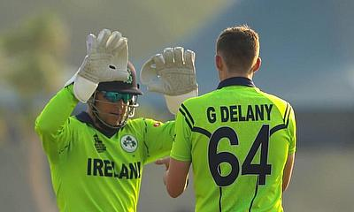 Delany's All-round Smash-and-grab Sees Ireland Overpower Oman at World Cup Qualifier