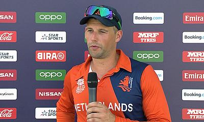 Pieter Seelaar Speaks After Netherlands Loss to PNG in the ICC T20 World Cup Qualifier.
