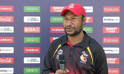 Assadollah Vala Speaks After PNG Beat Netherlands