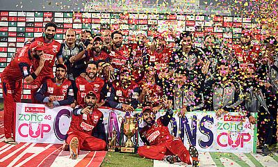 Northern crowned Zong 4G National T20 Cup champions beating Balochistan by 52 runs