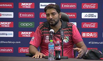 Amjad Mahboob Speaks After Singapore Loss to PNG