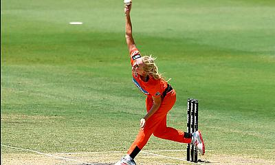 Perth Scorchers have mixed results at the big weekend at Queensland's
