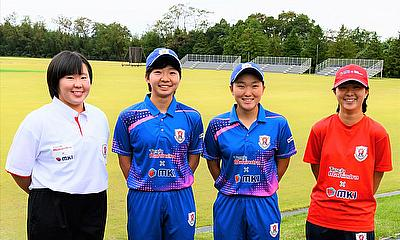Tech Mahindra Ltd and Mitsui Knowledge Industry joint sponsors of the Japan Women's Cricket Team