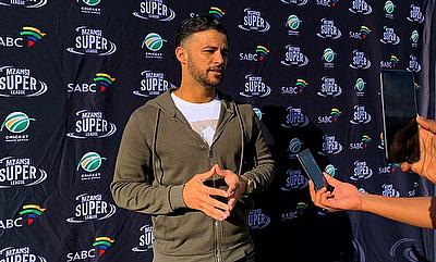 JP Duminy Return to Winelands Excites Paarl Rocks
