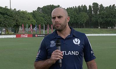 Kyle Coetzer Speaks About Representing Scotland