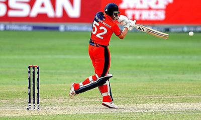 Netherlands and PNG in ICC Men's T20 Qualifier final