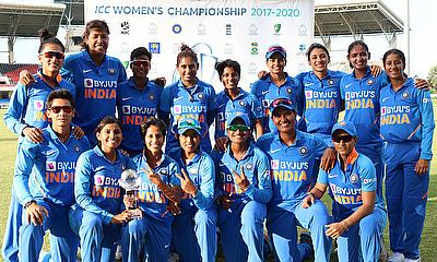 India Win CMI ODI Series 2-1