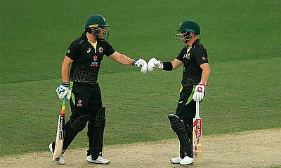 Australian power show against Pakistan at Perth