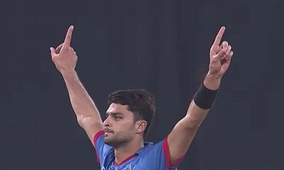 Afghanistan won the 3rd T20I against the West Indies by 29 runs to take Series 2-1