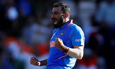 New Highs for Shami and Agarwal in Test Rankings