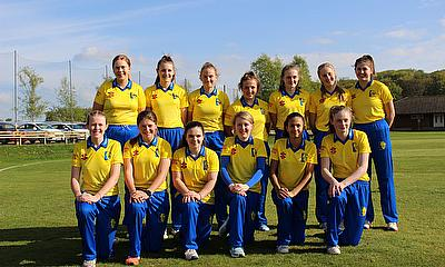 Elite Female Cricketers Travel to United Arab Emirates for International Tournament