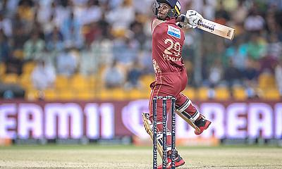 Pooran takes Northern Warriors to convincing win over Delhi Bulls in Abu Dhabi T10