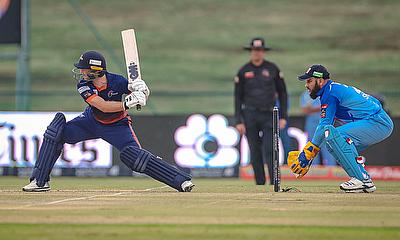 Rain curtails Maratha Arabians and Karnataka Tuskers Super League Stage Match