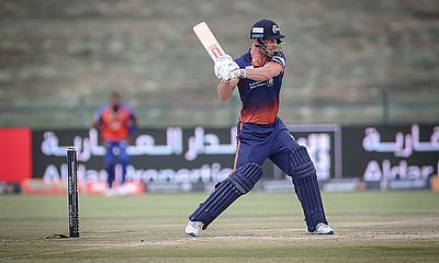 Chris Lynn delivers another knock out blow this time against Delhi Bulls in Abu Dhabi T10
