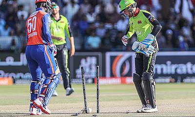 Delhi Bulls become first team to depart Abu Dhabi T10 2019 after Qalandars defeat