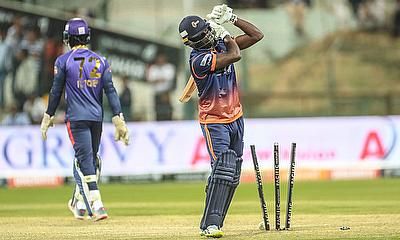Maratha Arabians stay on top as they beat Bangla Tigers in Abu Dhabi T10