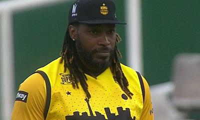 Chris Gayle  - Jozi Stars hopes to finish the Mzansi Super League on a high