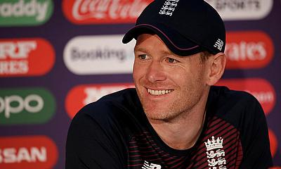 Eoin Morgan Awarded Testimonial in 2020 by Middlesex Cricket