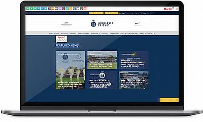 Middlesex Cricket First UK Pro-cricket Club to Offer Online Assistive Software