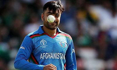 Rashid Khan Returns to Sussex Sharks for 2020 Vitality Blast