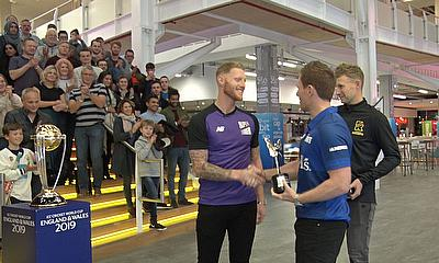 Ben Stokes Honoured with Inspirational Performance Award