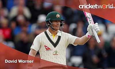 Cricket World Player of the Week - David Warner