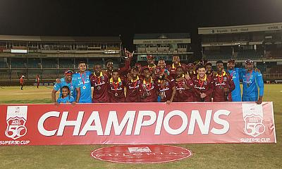 West Indies Emerging Players Secure Maiden Colonial Medical Insurance Super50 Title