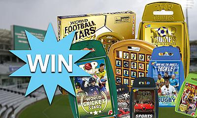 Win a Collection of Top Trumps Games