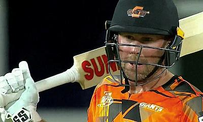 Slam Dunk as Nelson Mandela Bay Giants beat Tshwane Spartans by 6 wickets in MSL