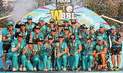 Brisbane Heat beat Adelaide Strikers by 6 wickets in rebel WBBL Final