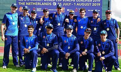 Cricket Scotland announce 15-man squad for ICC U19 Cricket World Cup