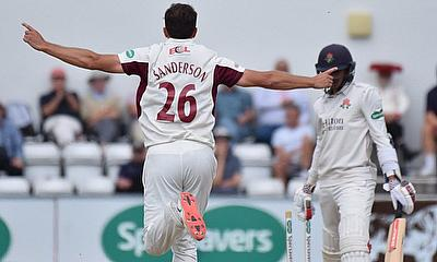 Ben Sanderson extends contract with Northamptonshire CCC until the end of 2022