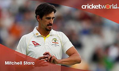 Cricket World Player of the Week - Mitchell Starc