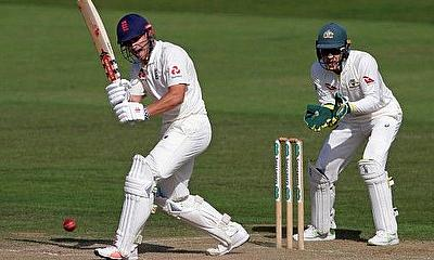 England Lions squad named for tour of Australia