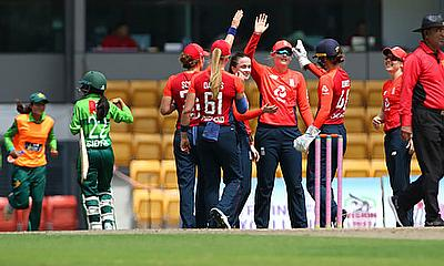 England Take T20 Series As Jones Stars Again