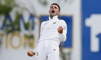 Keshav Maharaj Returns to Yorkshire CCC