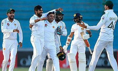 Pakistan catch up with Sri Lanka in ICC World Test Championship points