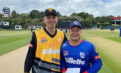 Wellington Firebirds beat Auckland Aces by 7 wickets in Dream11 Super Smash