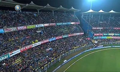 India v Sri Lanka 1st T20I in Guwahati abandoned without a ball being bowled