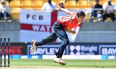 Injury has ruled Pat Brown out of the white-ball leg of England's tour of South Africa