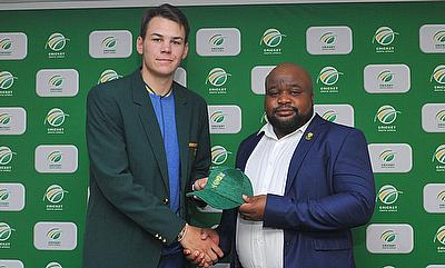Gerald Coetzee Raring to Go If Called Up to South Africa u19s