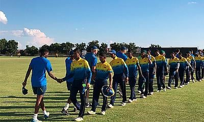 Sri Lanka v SA U19s in World Cup warm-up clash in Dobsonville