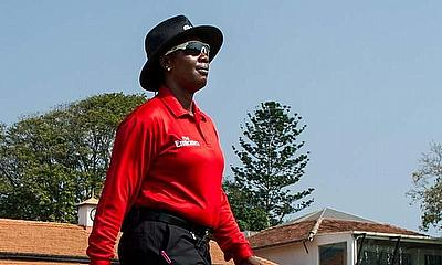 Jacqueline Williams will become first woman 3rd Umpire in a Men's International Cricket Match