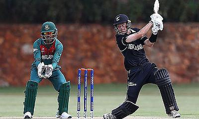 ICC U19 Cricket World Cup Warm Up match - New Zealand v Bangladesh