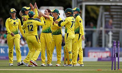 Australian squad for CommBank T20 Tri-Series and ICC Women's T20 World Cup 2020